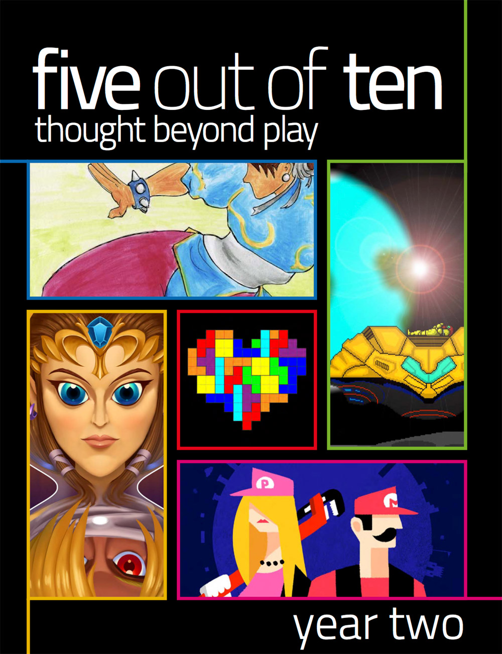 Five out of Ten - Year Two