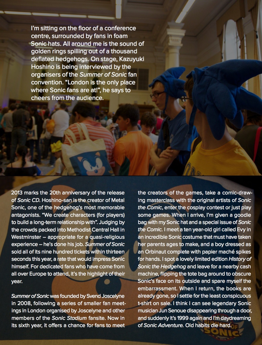 Summer Of Sonic Five Out Of Ten Magazine